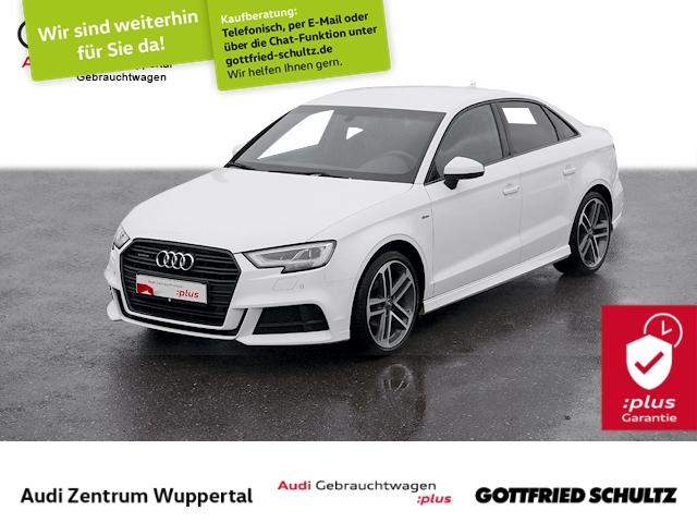 Audi A3 Lim 2.0TDI quat.2X S-LINE KAMERA LED NAVI GRA S Sport, Jahr 2017, Diesel
