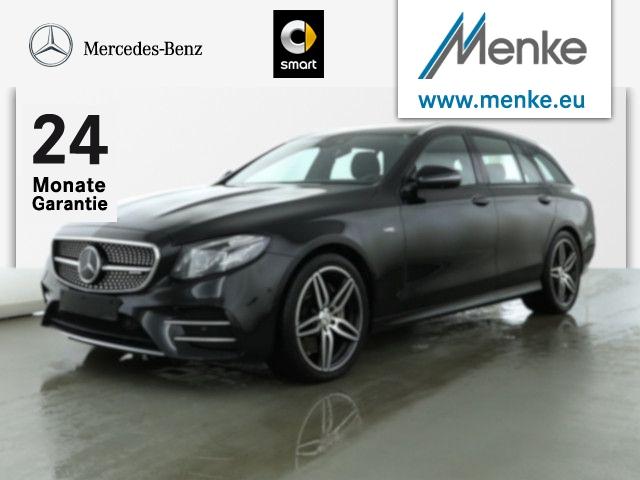 Mercedes-Benz AMG E 53 4M + T Wides,Multibea,Distr..., Jahr 2018, Benzin