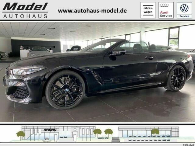 BMW M850i Cabrio | Edition Golden Thunder | SOFORT, Jahr 2021, Benzin