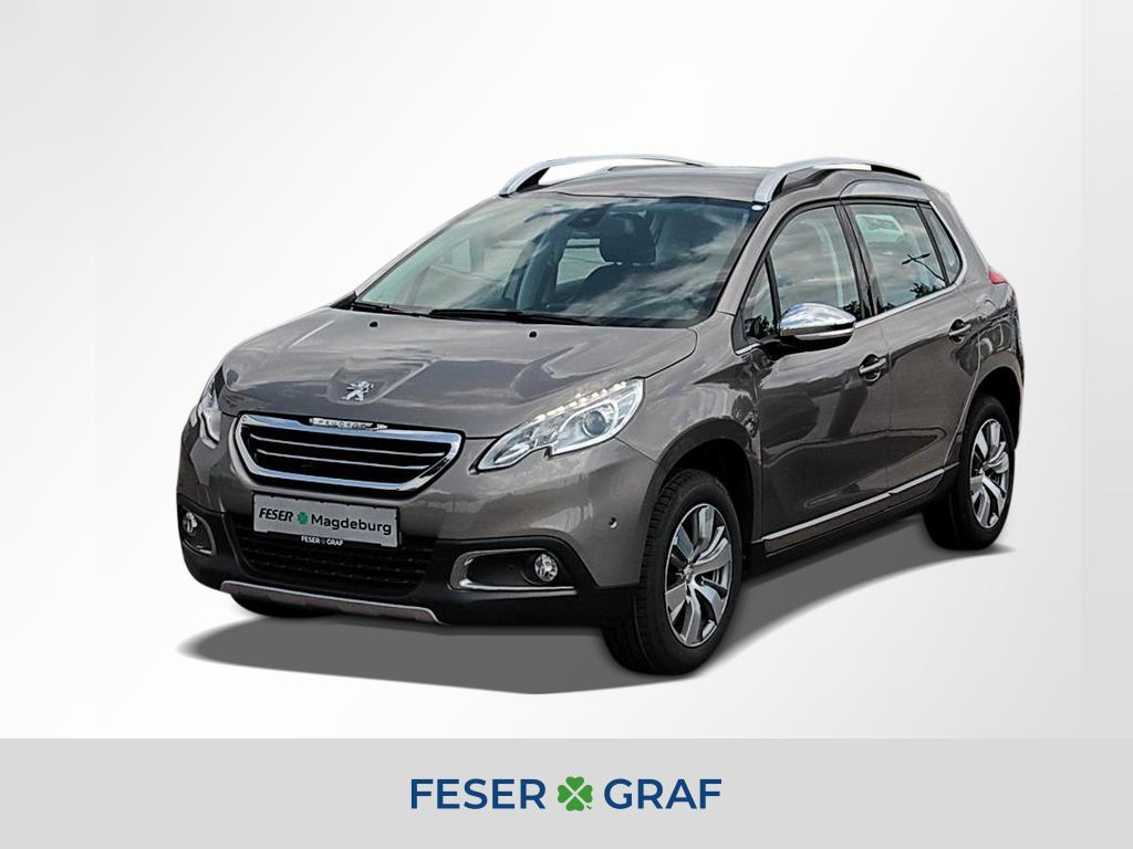 Peugeot 2008 1.6 16V VTi120 Allure Klimaautom/Sitzh/BLUE, Jahr 2013, Benzin