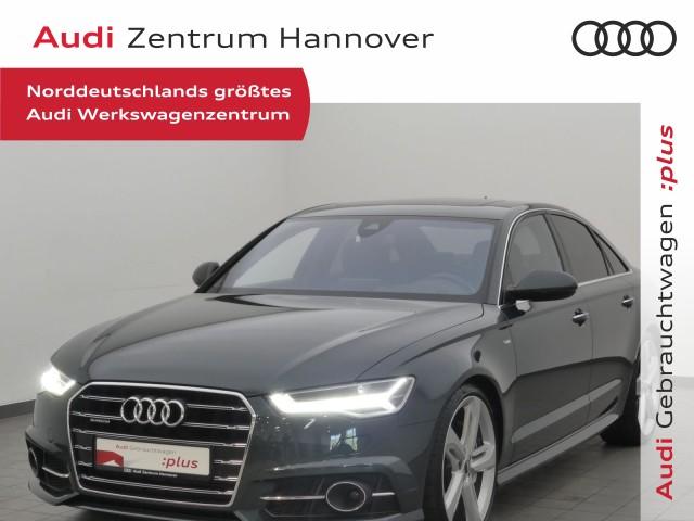 Audi A6 3.0 TDI quattro S-line HUD+SSD+AHK, Jahr 2017, Diesel