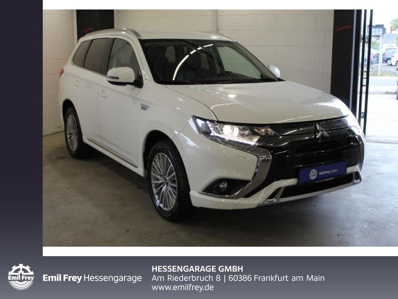 Mitsubishi Plug-in Hybrid Outlander 2.4 4WD Spirit, Jahr 2020, Benzin