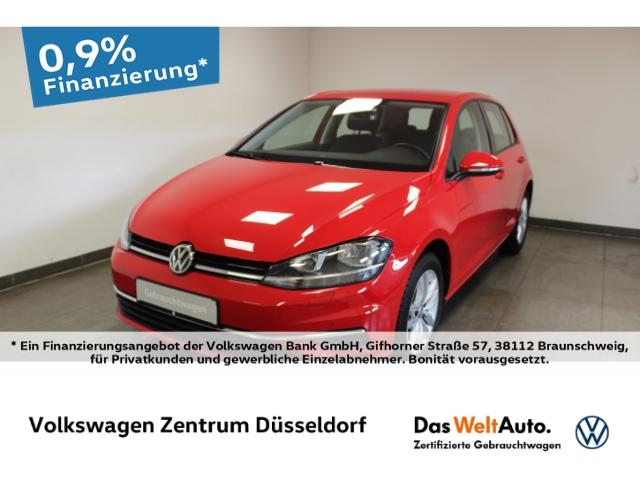 Volkswagen Golf Comfortline 1.6 TDI *SHZ*PDC*Alu*FSE*, Jahr 2019, Diesel