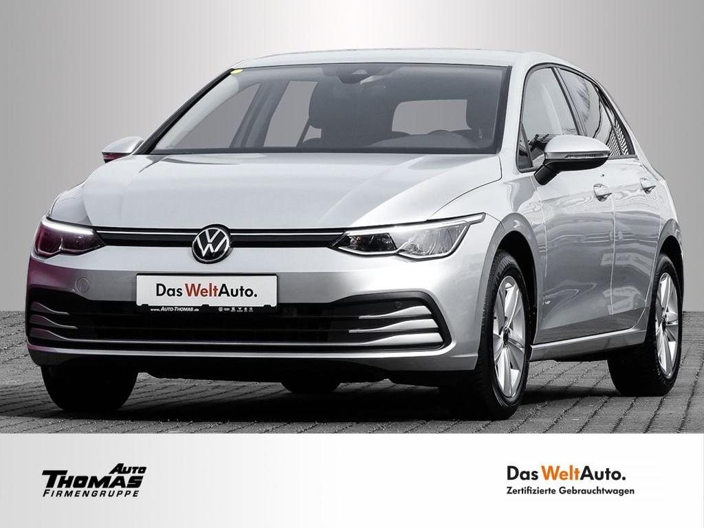 Volkswagen Golf VIII Life 1.5 TSI LED NAVI ACC, Jahr 2020, Benzin