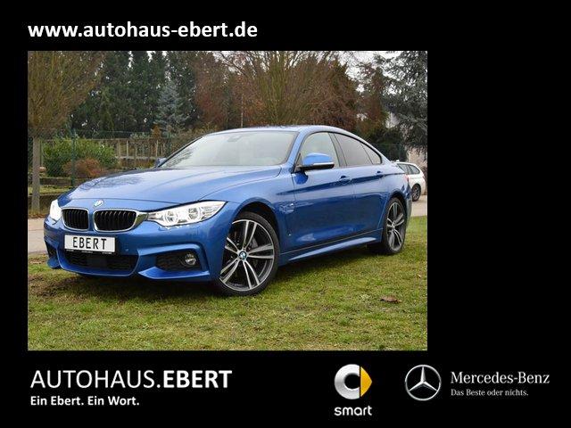 BMW 435 d xDrive Gran Coupe M-Sport 8G+NAVI+LED+AHK, Jahr 2016, Diesel