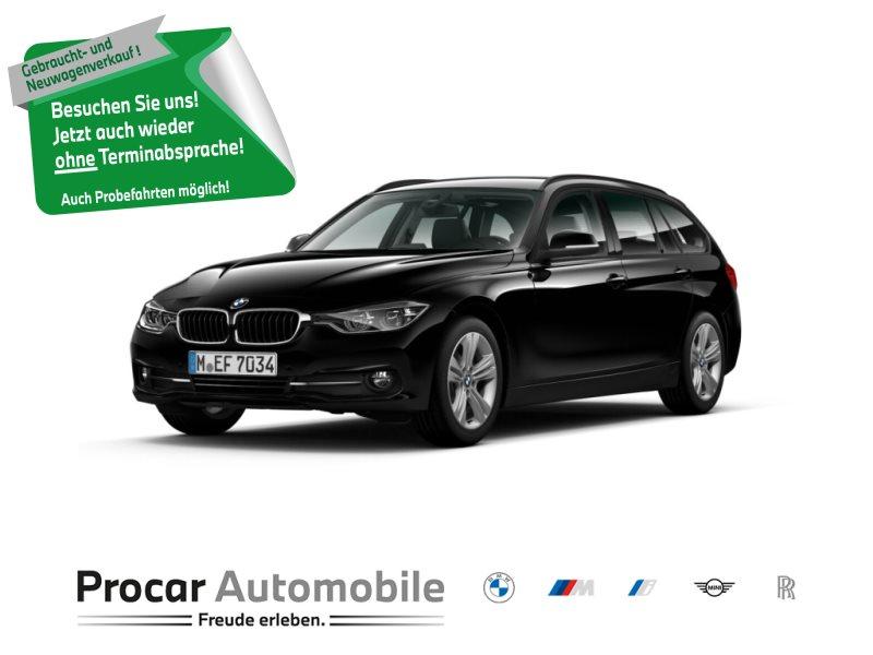 BMW 320d Touring Sport Line Finanz. ab 0,15% HiFi, Jahr 2018, Diesel