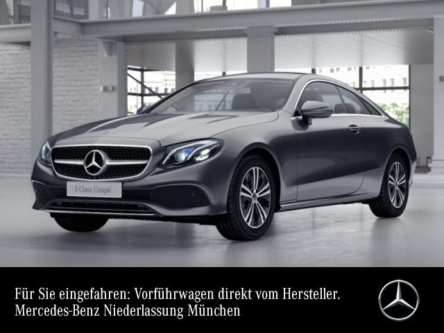 Mercedes-Benz E 200 Coupé AVANTG+MultiBeam+Kamera+Spur+Totw+9G, Jahr 2020, Benzin