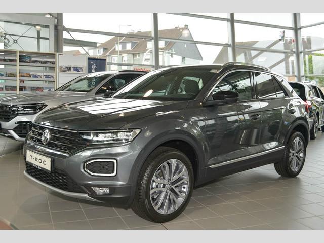 Volkswagen T-Roc 'UNITED' 1.0 l TSI OPF 85 kW (115 PS) 6-Gang, Jahr 2020, Benzin