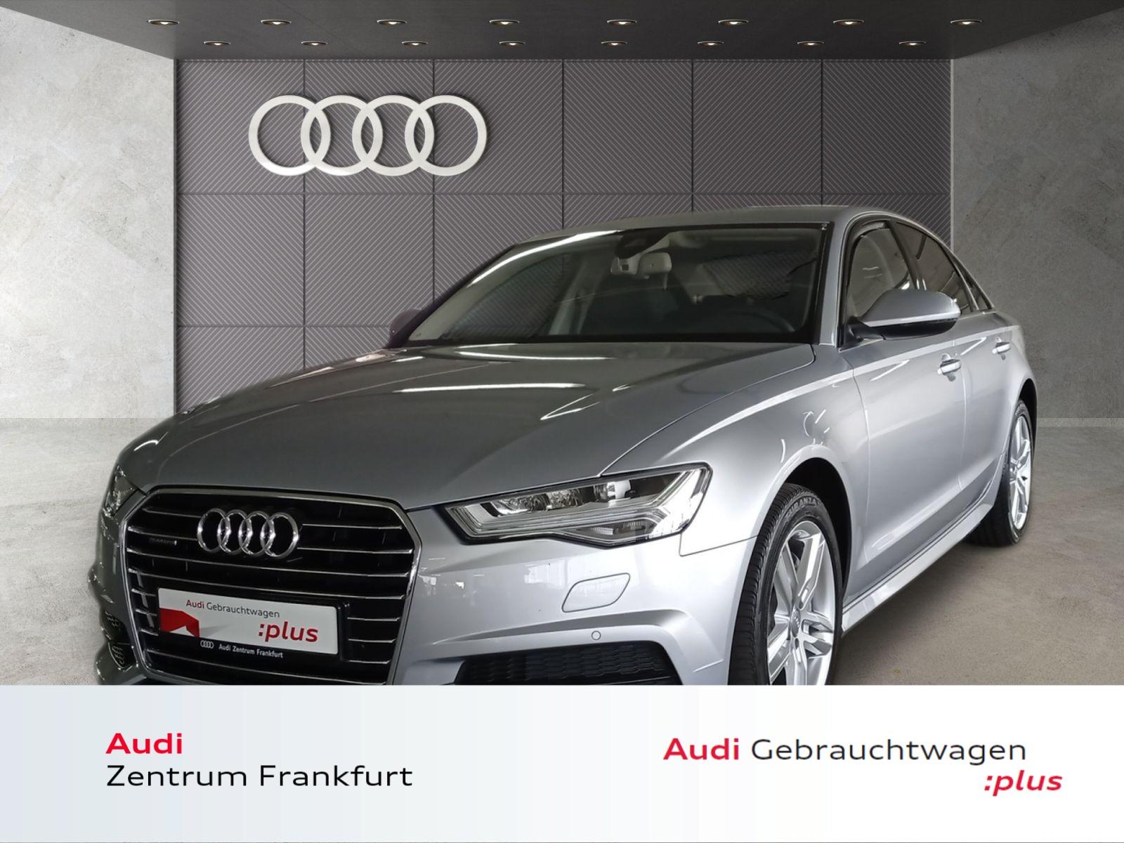 Audi A6 3.0 TDI quattro S tronic LED Navi Tempomat, Jahr 2017, Diesel