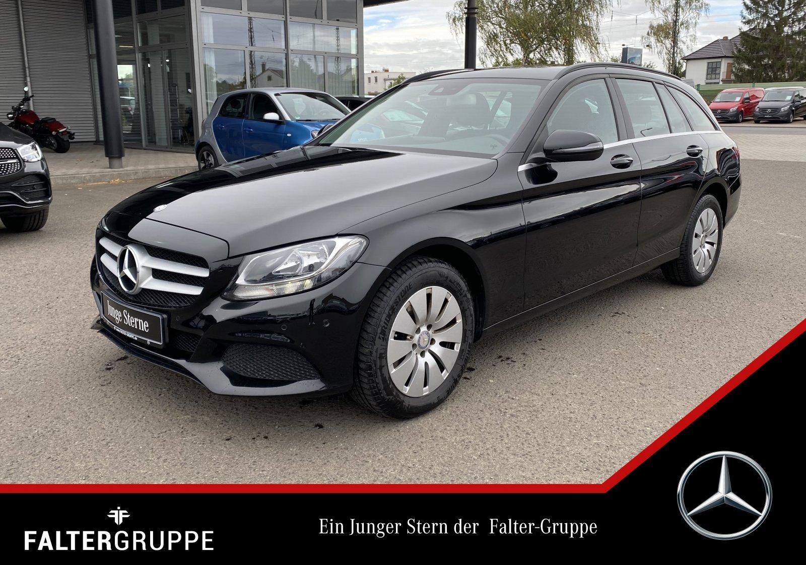 Mercedes-Benz C 220 d T GUT&GÜNSTIG Comand Busines DWA PTS SHZ, Jahr 2016, Diesel