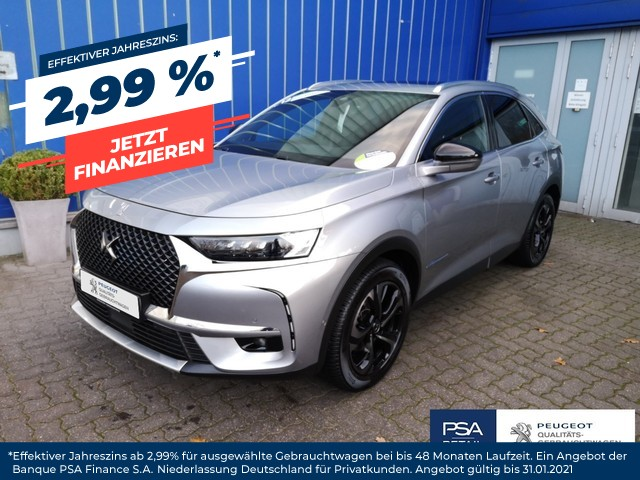 DS Automobiles DS7 Crossback BlueHDI 180 Aut. BUSINESS LINE, Jahr 2018, Diesel