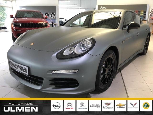 Porsche Panamera 4 S 3,0 V6 Matt Grau Foliert, Jahr 2014, Benzin