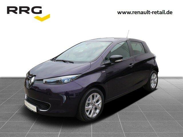 Renault Zoe Life Z.E. 40 zzgl. Batteriemiete 0,99% Finan, Jahr 2018, Elektro