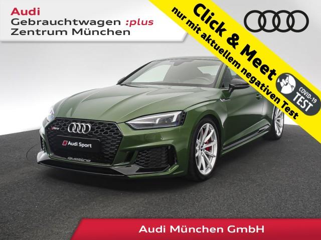 Audi RS5 Coupé 2.9 TFSI qu. SportabGas/Matrix/B&O/HUD, Jahr 2018, Benzin