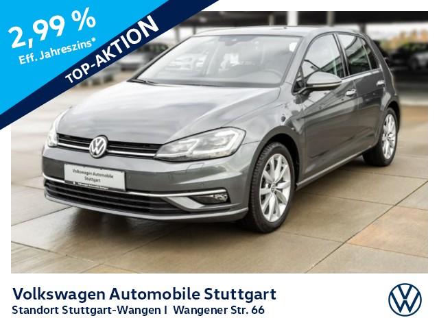 Volkswagen Golf Highline 1.5 TSI Navi LED Kamera ACC SHZ, Jahr 2017, Benzin