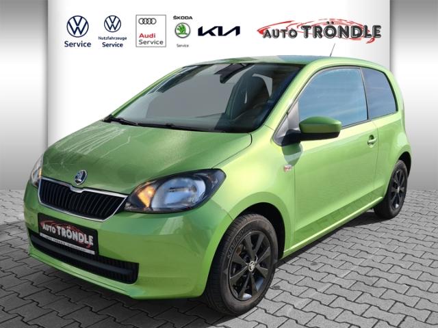 Skoda Citigo 1.0 Ambition, Jahr 2014, Benzin