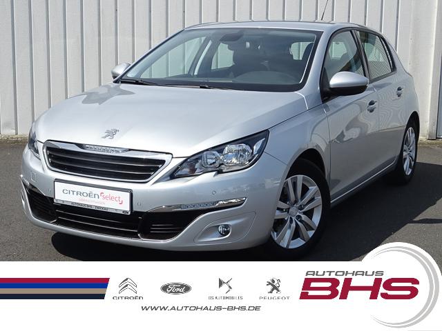 Peugeot 308 Active 1.6 THP 125 (L) LimS5, Jahr 2014, Benzin