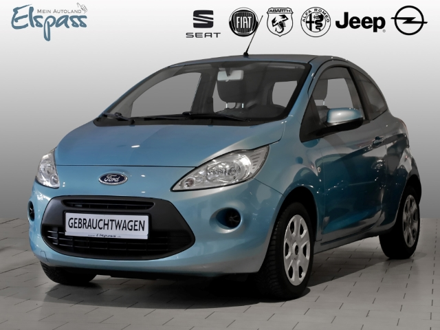 Ford Ka Trend 1.2 KLIMAANLAGE RADIO/CD MP3 AUX, Jahr 2015, Benzin