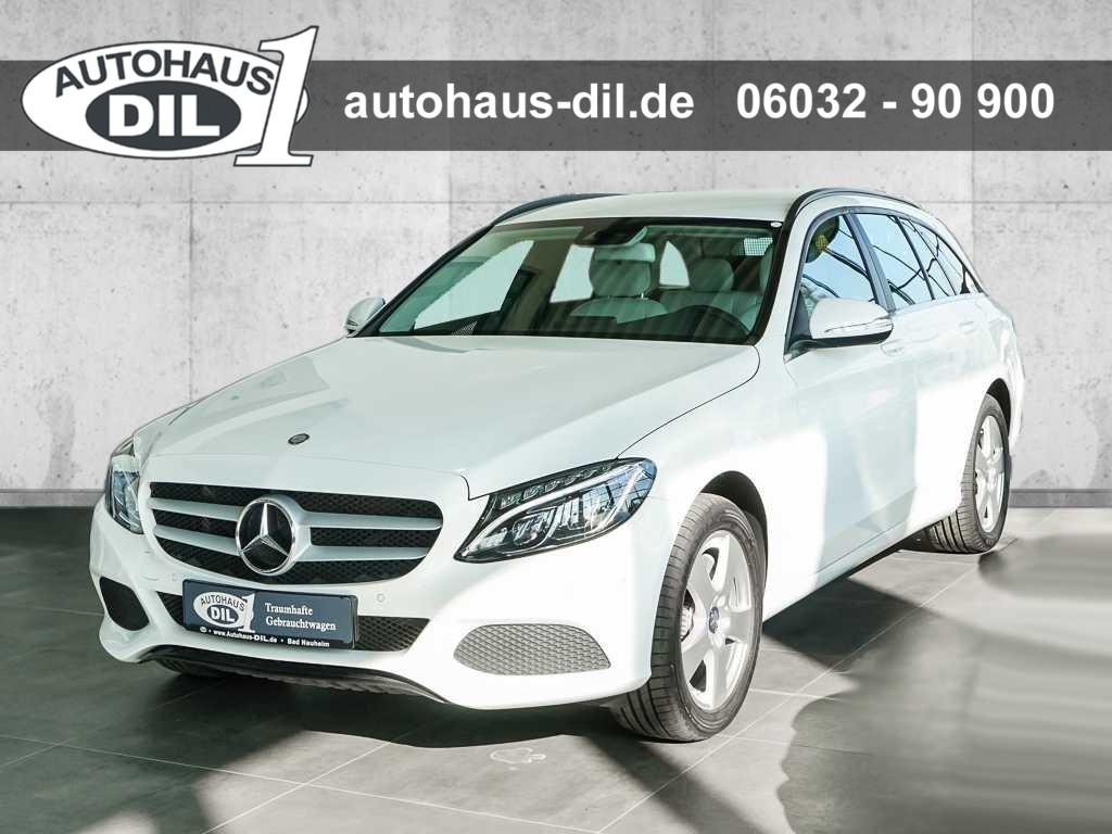 Mercedes-Benz C 250 d T 7G-TRONIC *1. Hand *Parkass.*Navi*, Jahr 2014, Diesel