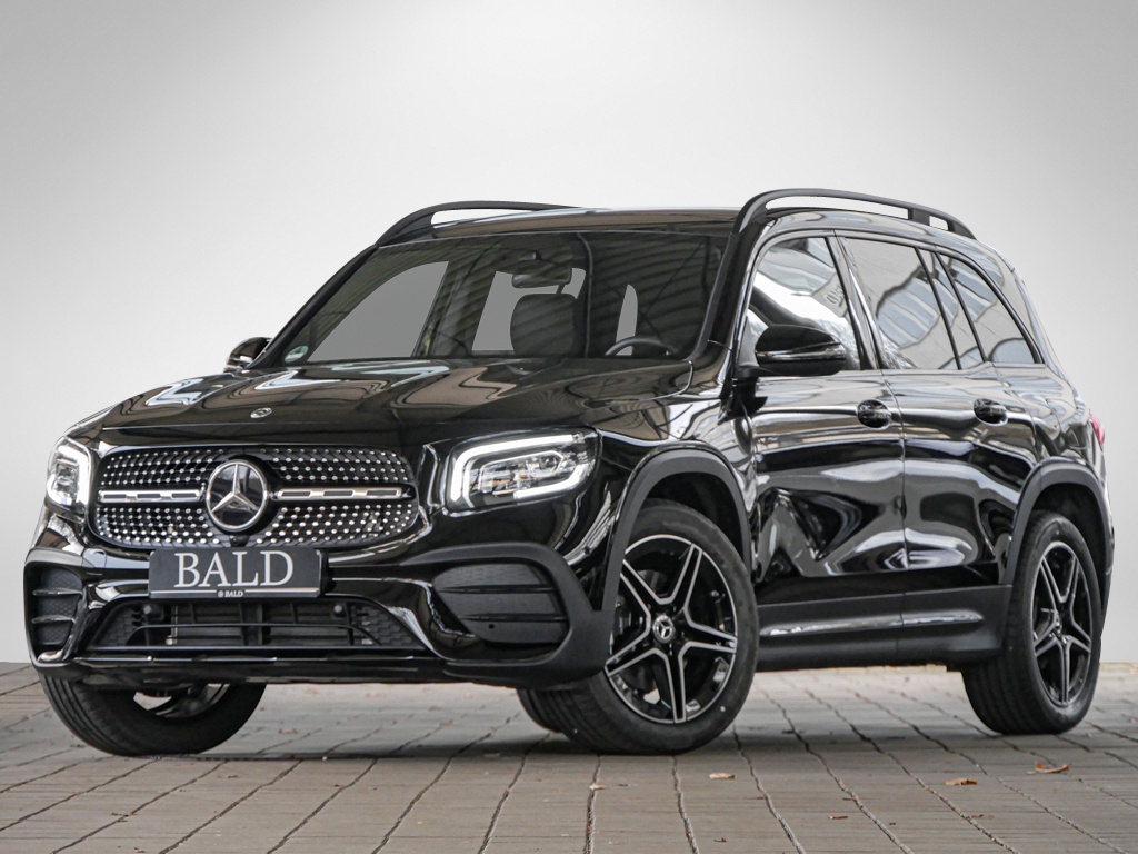 Mercedes-Benz GLB 200 AMG+Pano.-Dach+Night+LED+Kamera+PDC, Jahr 2019, Benzin