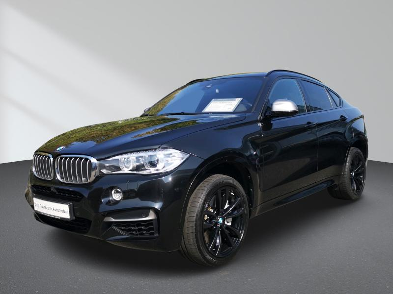 BMW X6 M50d Aut. M Sportpaket Navi AHK Harman Kardon, Jahr 2017, Diesel