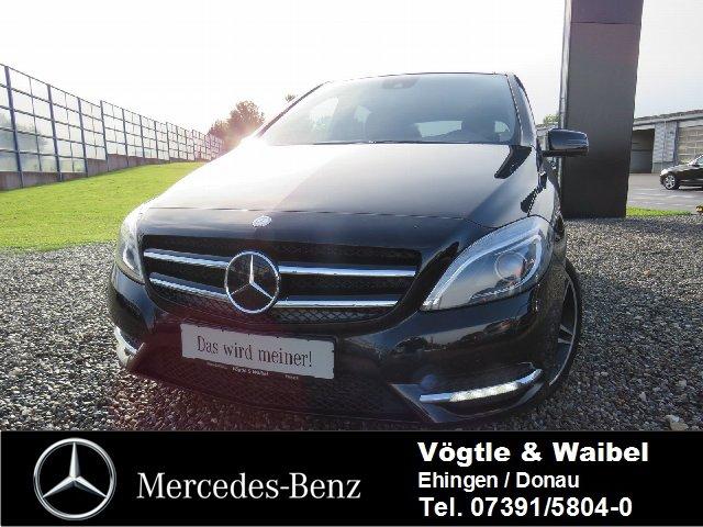 Mercedes-Benz B 220 CDI AMG-FELG.+PANO-DACH+7G-DCT+XENON+NIGHT, Jahr 2014, diesel