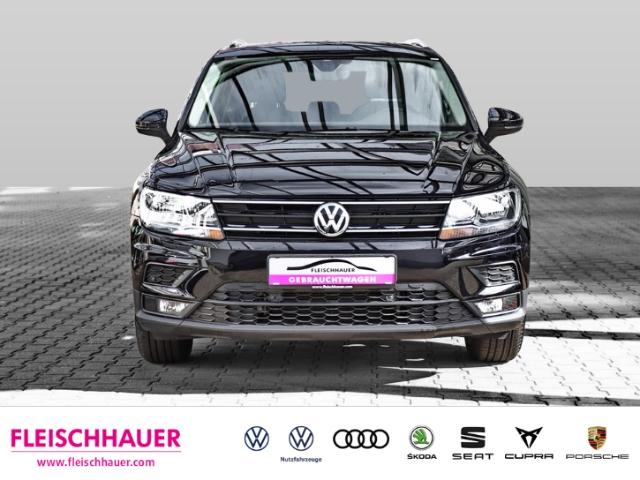 Volkswagen Tiguan IQ.DRIVE 1.5 TSI NAVI KLIMA SHZ PDC ACC, Jahr 2019, Benzin