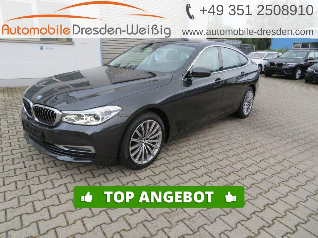 BMW 630 Gran Turismo i Luxury Line*Navi Prof*Head-Up, Jahr 2018, Benzin