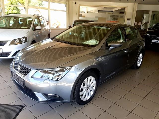 Seat Leon 1.4 TSI Ecomotive Style, Jahr 2013, Benzin