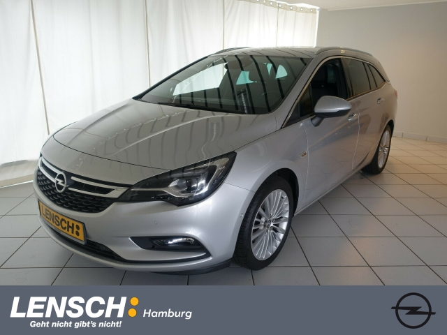Opel Astra K 1.4 ST Innovation NAVI+MATRIX+LEDER+RFK, Jahr 2016, Benzin