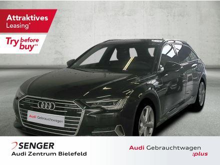 Audi A6 Avant Sport 50 TDI Pano Matrix AHK Memory ACC, Jahr 2019, Diesel