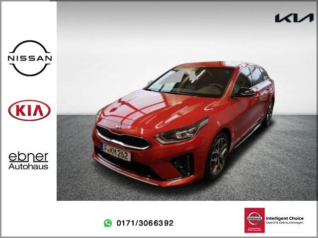 Kia ProCeed 1.4T GT Line / NAVI / LED / ALU / PDC, Jahr 2019, Benzin