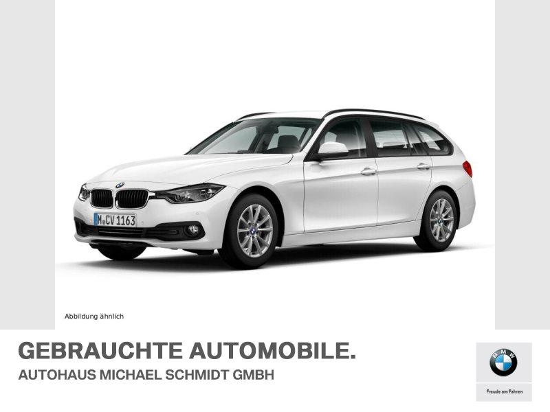 BMW 316d TEMPOMAT+PDC+SITZHEIZUNG+BLUETOOTH+, Jahr 2016, diesel