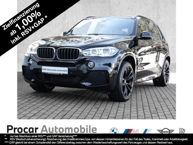 BMW X5 xDrive30d M Sportpaket Innovationsp. Panorama, Jahr 2017, Diesel