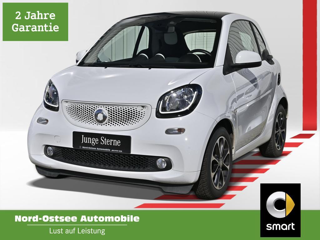 smart fortwo Passion 52 kW Cool&Audio Pano Tempomat, Jahr 2014, Benzin
