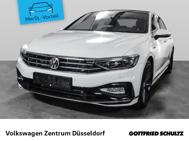 Volkswagen Passat 2.0 TSI R-LINE Area Pro*DCC*R-Line*DYNAUDIO* 7-GANG-DSG, Jahr 2019, Benzin