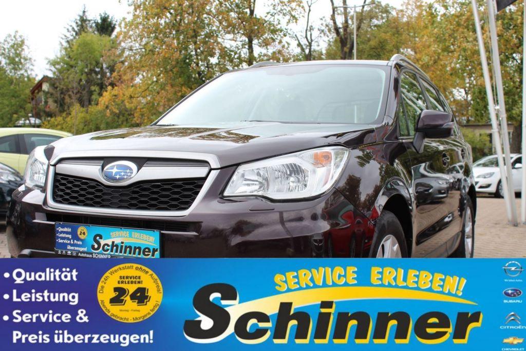 Subaru Forester 2.0D Platinum, Jahr 2014, diesel
