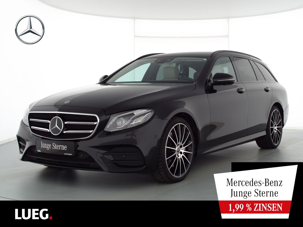 Mercedes-Benz E 400 d T 4M AMG+COM+Mbeam+20''+DistrP+Widesc+36, Jahr 2019, Diesel