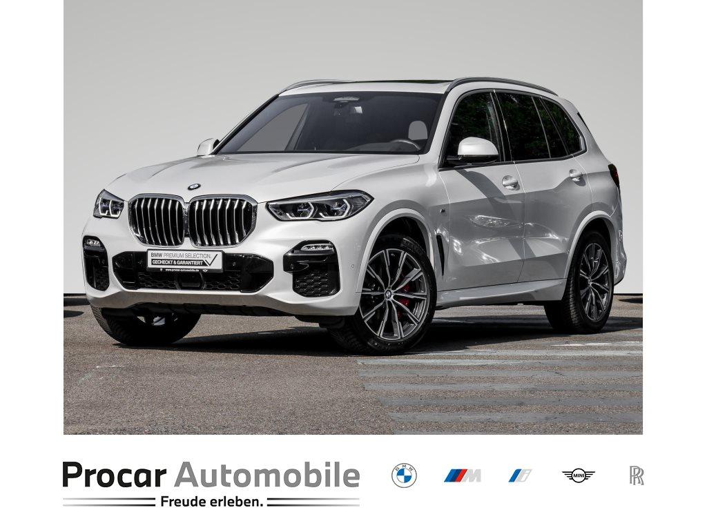 BMW X5 xDrive30d M-SPORT+HUD+HIFI+DAB+LASER+PANO.DACH+WINTERPAKET, Jahr 2021, Diesel