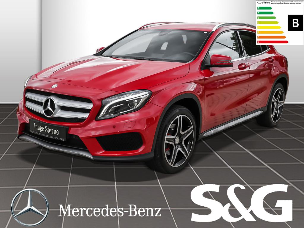 Mercedes-Benz GLA 250 AMG line Navi/Xenon/R.kamera/Parkassist/, Jahr 2015, Benzin