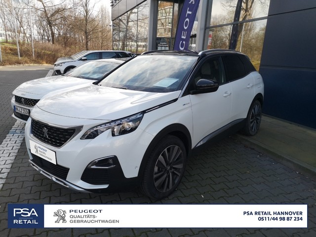 Peugeot 3008 HYBRID GT, Jahr 2020, Hybrid