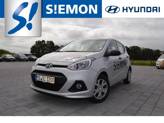 Hyundai i10 1.0 Radio CD ZV Klima, Jahr 2014, petrol