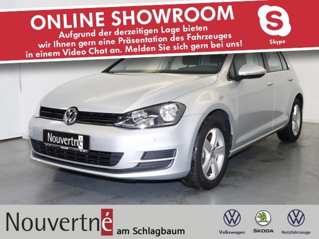 Volkswagen Golf VII 1.2 TSI Comfortline + Klima + Standheizun, Jahr 2015, Benzin
