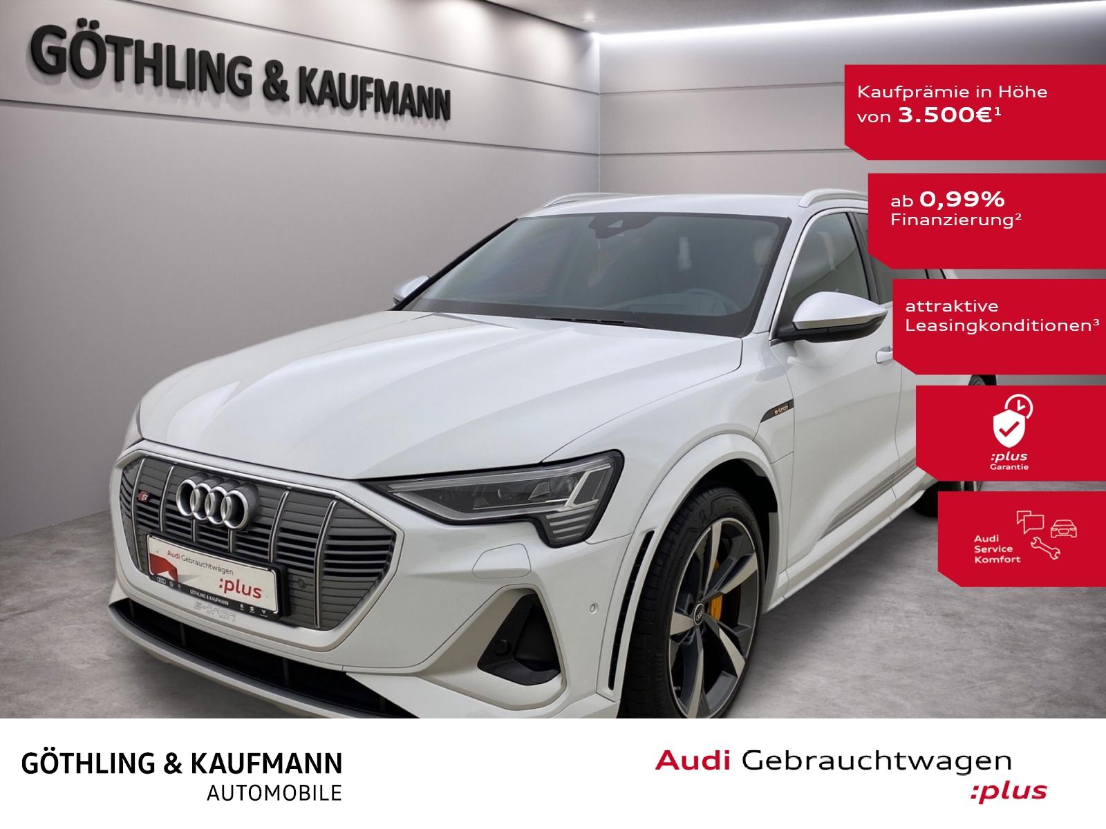 Audi e-tron S qu. 370kW *Matrix*HUD*Kamera*Stadt*Tour, Jahr 2021, Elektro