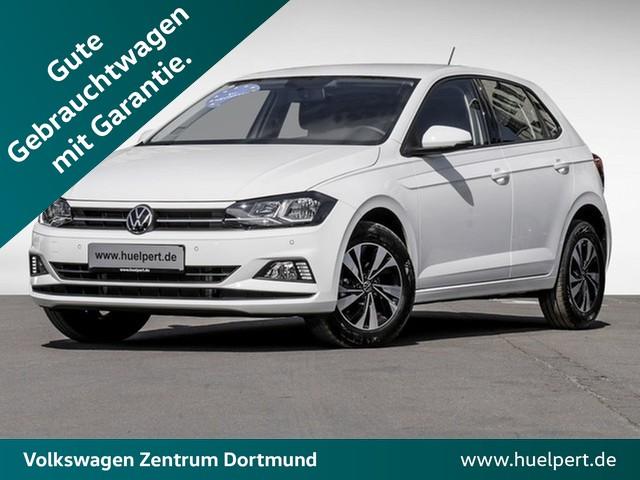 Volkswagen Polo 1.0 Edition One DSG DAB+ APP-CONN GRA ALU PDC, Jahr 2021, Benzin