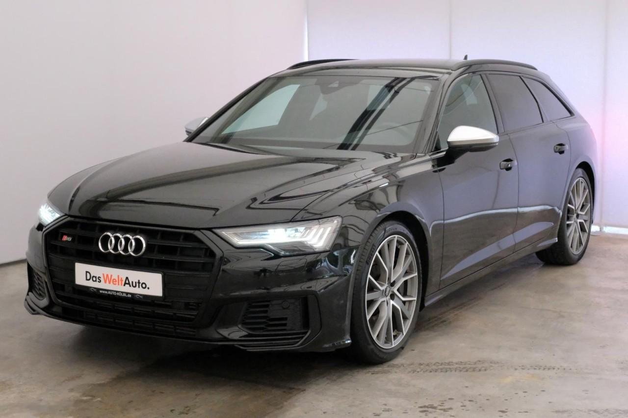Audi S6 AVANT 3,0TDI QUATTRO LEDER LED NAV AVC PDC GR, Jahr 2019, Diesel