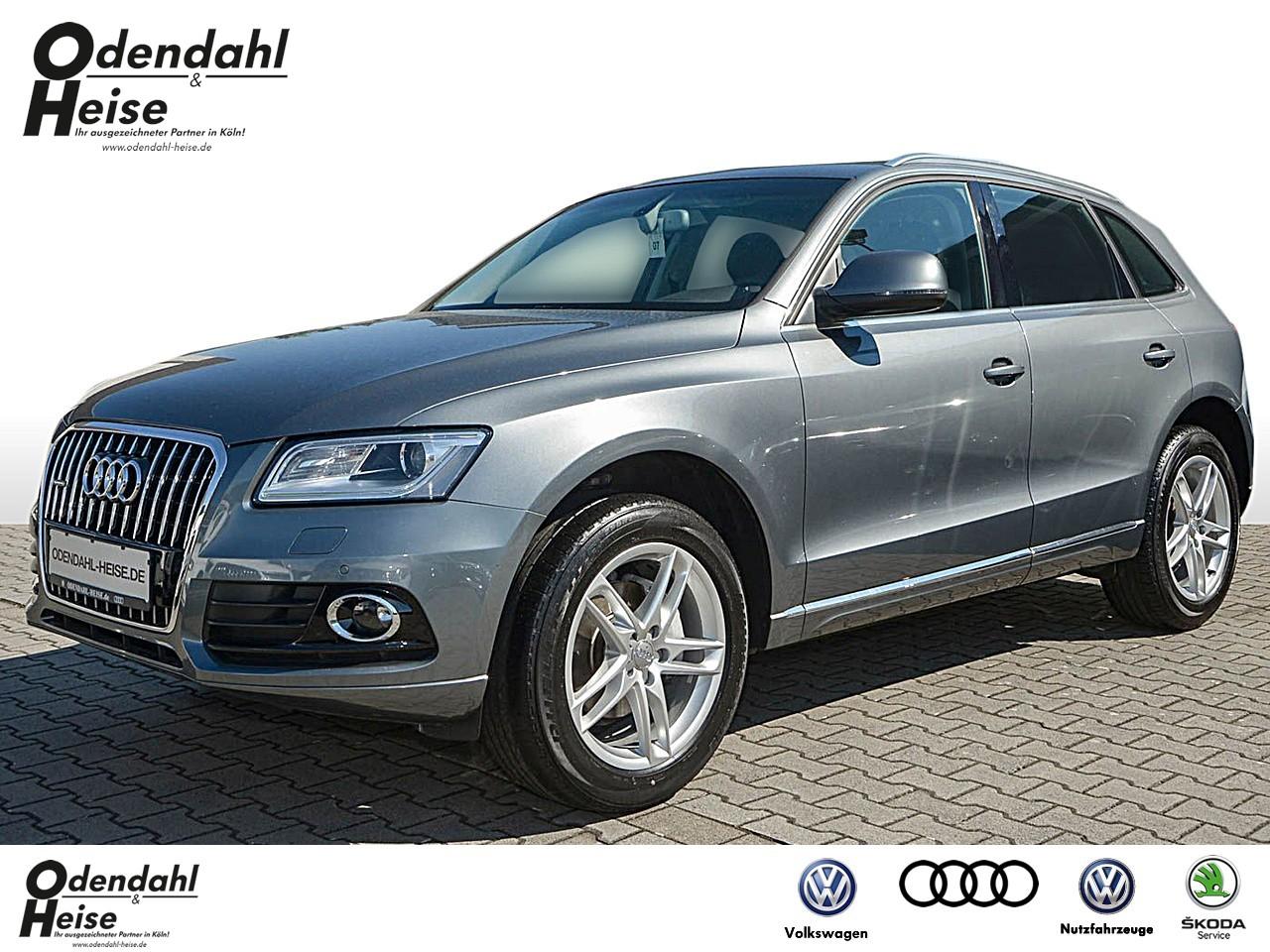 Audi Q5 quattro 2.0 TDI 6-Gang Klima Xenon, Jahr 2014, Diesel