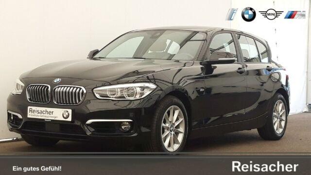 BMW 120d A xDrive 5trg. Urban,LED,Nav,AHK,RFK,ACC,, Jahr 2017, Diesel