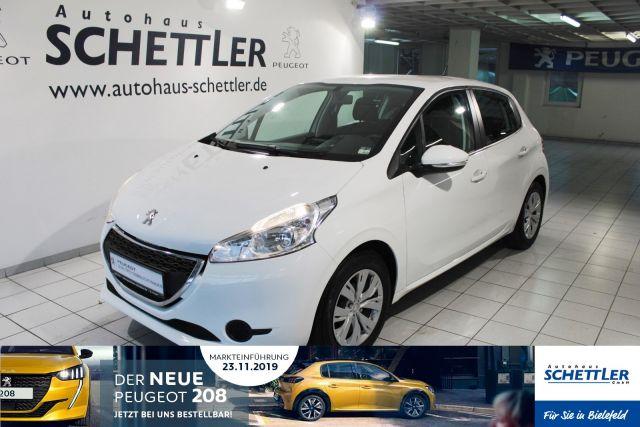 Peugeot 208 68 VTI Active, Audio-CD, Bluetooth, Klima, Jahr 2013, petrol