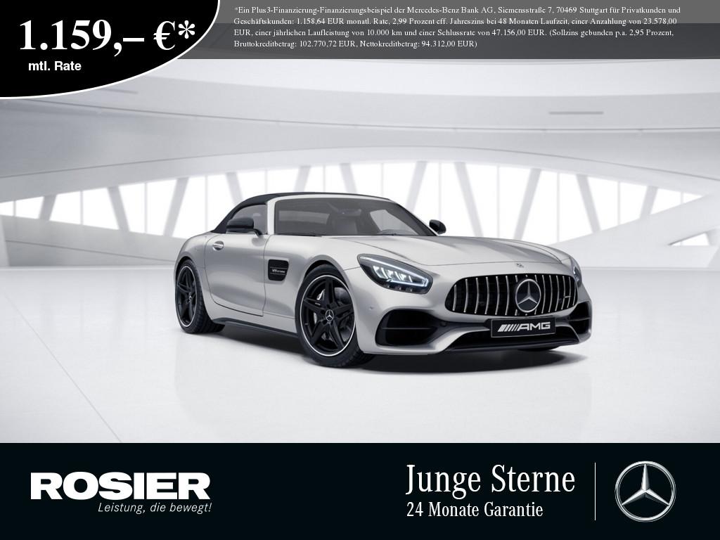 Mercedes-Benz AMG GT Roadster Performance Night Burm Keyl Abs, Jahr 2019, Benzin